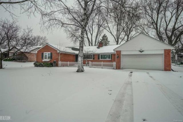 92 Boyken, Rochester Hills, MI 48307 (#58031338199) :: RE/MAX Nexus