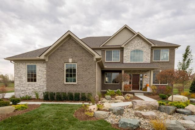 304 Valley View, Oxford Twp, MI 48371 (MLS #218003592) :: The Toth Team