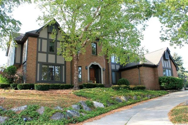 965 Coldspring Court, Northville, MI 48167 (#218003597) :: RE/MAX Classic