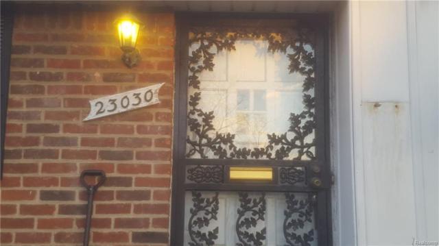 23030 Church Street, Oak Park, MI 48237 (#218003750) :: RE/MAX Nexus