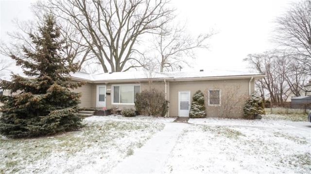 13635 Hendricks Avenue, Warren, MI 48089 (#218003884) :: RE/MAX Classic