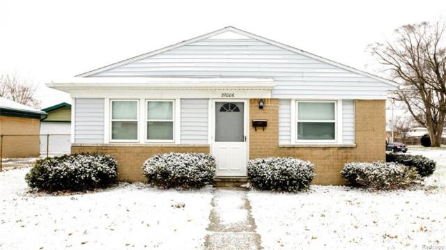 27006 Beverly Road, Taylor, MI 48180 (#218003915) :: The Buckley Jolley Real Estate Team