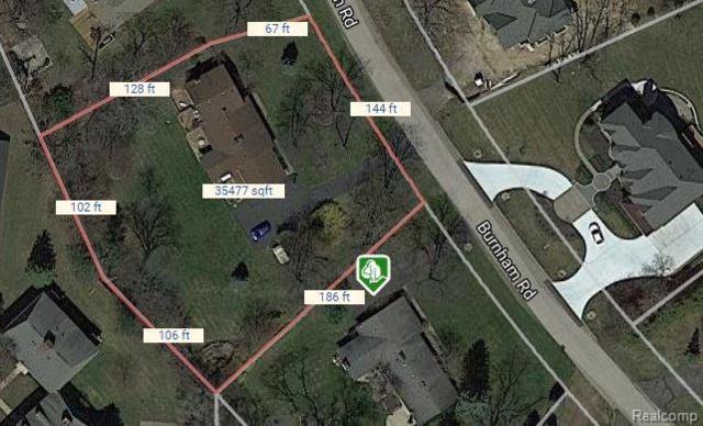5940 Burnham Road, Bloomfield Twp, MI 48302 (#218004017) :: RE/MAX Nexus