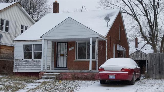 5210 Chatsworth Street, Detroit, MI 48224 (#218004156) :: RE/MAX Classic