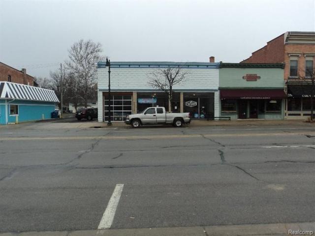 148 W Michigan Avenue, Clinton Vlg, MI 49236 (#543253950) :: Duneske Real Estate Advisors