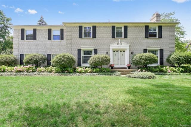 2708 Alveston Drive, Bloomfield Twp, MI 48304 (#218004420) :: The Buckley Jolley Real Estate Team