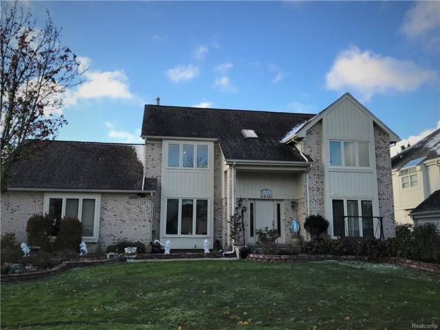 39151 Horton Drive, Farmington Hills, MI 48331 (#218004472) :: RE/MAX Classic