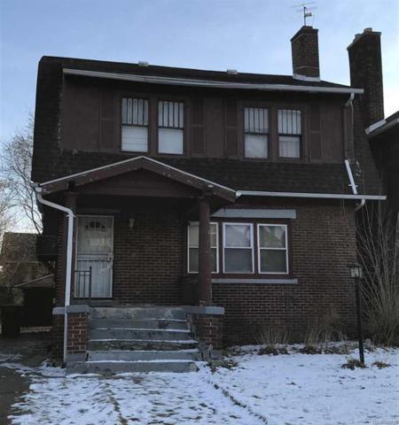 1939 Glynn, Detroit, MI 48206 (#58031338488) :: Metro Detroit Realty Team | eXp Realty LLC