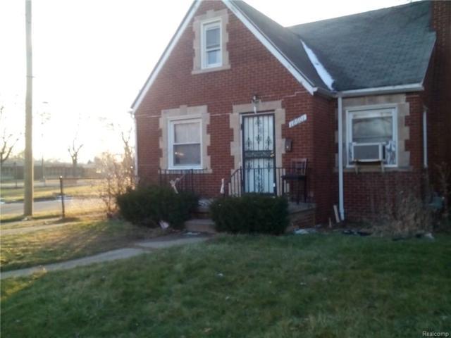 18601 Waltham, Detroit, MI 48205 (MLS #218005147) :: The Toth Team