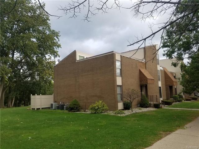 21 Dickinson Street C, Mount Clemens, MI 48043 (MLS #218005235) :: The Toth Team