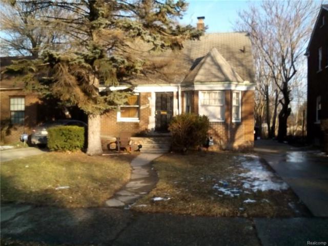17843 Bradford, Detroit, MI 48205 (#218005404) :: RE/MAX Classic