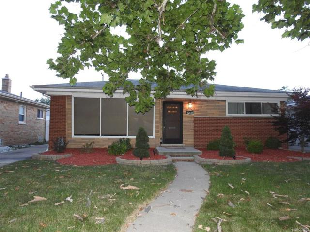 12853 Edison Street, Southgate, MI 48195 (#218005879) :: The Buckley Jolley Real Estate Team