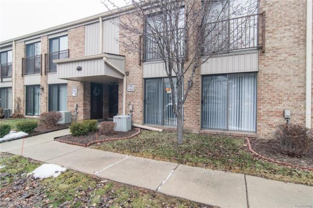 17919 University Park Drive #85, Livonia, MI 48152 (MLS #218006002) :: The Toth Team