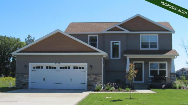 137 Forest Trail Drive, Meridian Charter Twp, MI 48864 (MLS #630000222939) :: The Toth Team