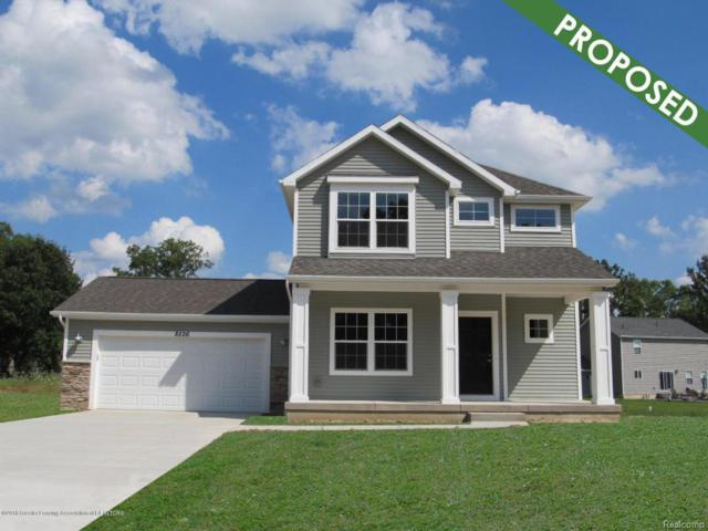 158 Forest Trail Drive, Meridian Charter Twp, MI 48864 (MLS #630000222954) :: The Toth Team