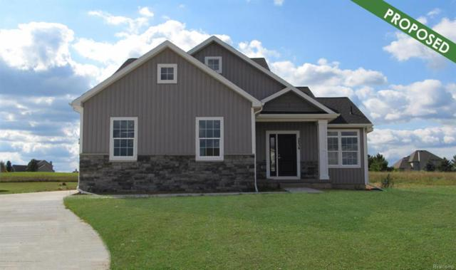 142 Forest Trail Drive, Meridian Charter Twp, MI 48864 (MLS #630000222957) :: The Toth Team