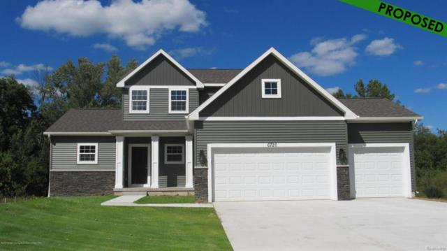 141 Forest Trail Drive, Meridian Charter Twp, MI 48864 (MLS #630000222958) :: The Toth Team