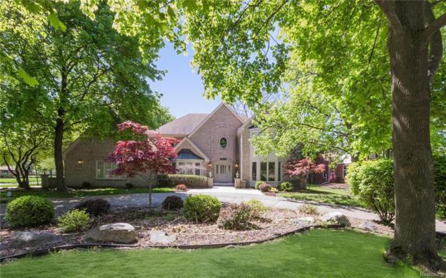 34015 Lyncroft Street, Farmington Hills, MI 48331 (#218006231) :: RE/MAX Classic