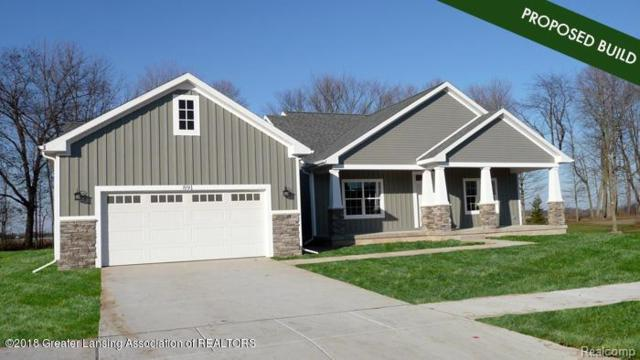 140 Forest Trail Drive, Meridian Charter Twp, MI 48864 (MLS #630000222973) :: The Toth Team