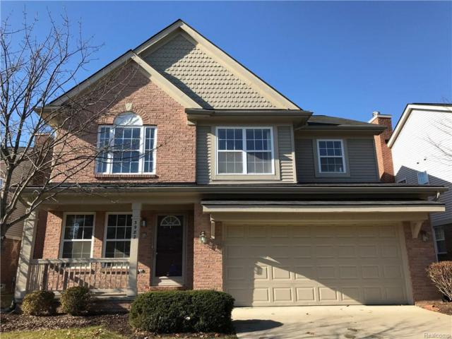3982 Bruton Avenue, Canton Twp, MI 48188 (MLS #218006523) :: The Toth Team