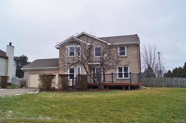 7519 Echo Lane, Delta Twp, MI 48917 (MLS #630000222966) :: The Toth Team