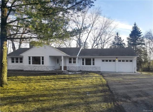 21797 W Fourteen Mile Road, Beverly Hills Vlg, MI 48025 (#218007051) :: The Buckley Jolley Real Estate Team