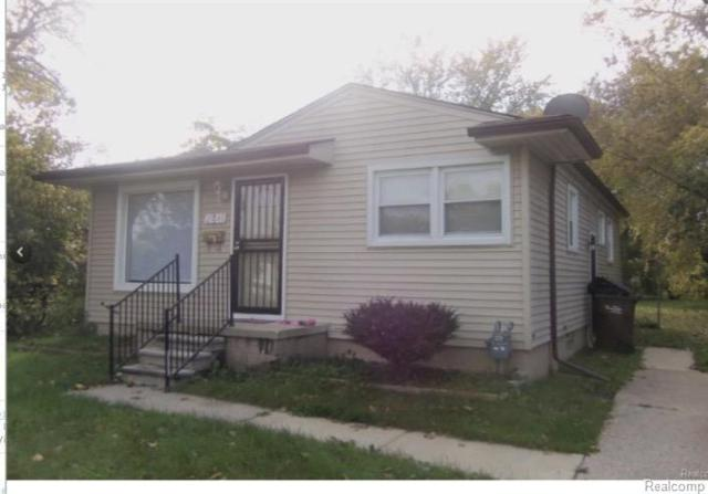 29147 Parkwood Street, Inkster, MI 48141 (#218007248) :: The Buckley Jolley Real Estate Team
