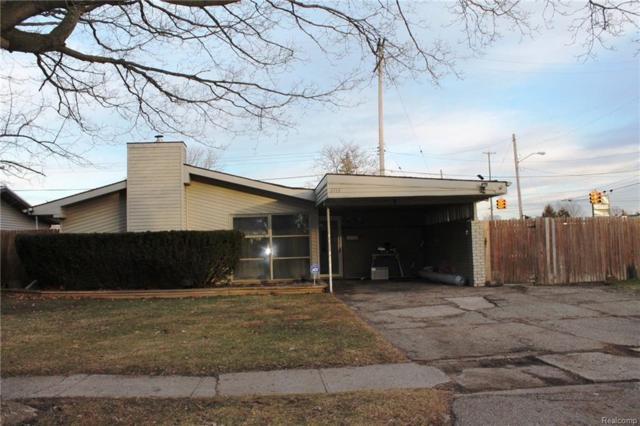 3713 Briarwood Drive, Flint, MI 48507 (#218007322) :: Duneske Real Estate Advisors