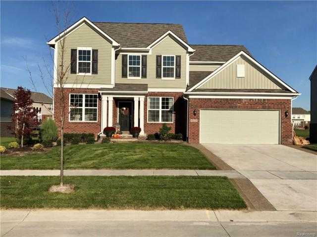 49596 Malten Drive, Macomb Twp, MI 48044 (#218007410) :: The Buckley Jolley Real Estate Team