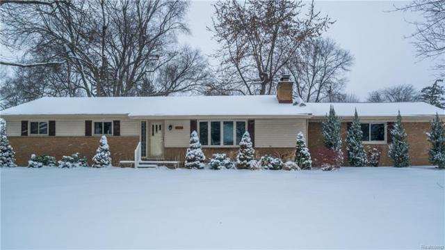 3135 Roseanne Lane, Waterford Twp, MI 48329 (MLS #218007447) :: The Toth Team