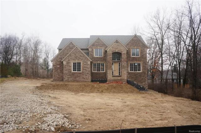 8943 Stonewall W, Independence Twp, MI 48348 (#218007511) :: Duneske Real Estate Advisors