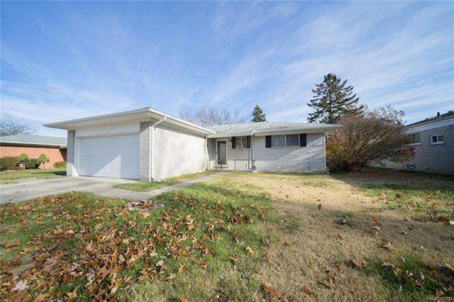 21600 Evergreen Road, Southfield, MI 48075 (#218007590) :: The Buckley Jolley Real Estate Team