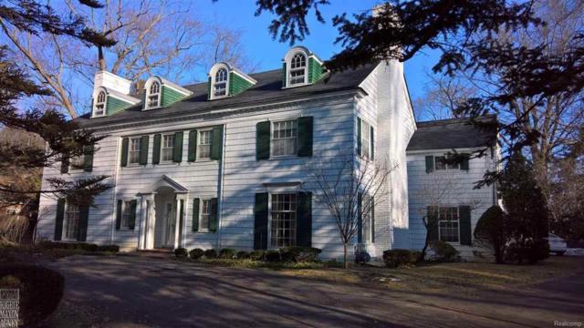 176 Vendome Rd, Grosse Pointe Farms, MI 48236 (#58031339099) :: Duneske Real Estate Advisors