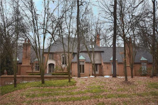 1772 Heron Ridge, Bloomfield Twp, MI 48302 (#218007880) :: The Buckley Jolley Real Estate Team