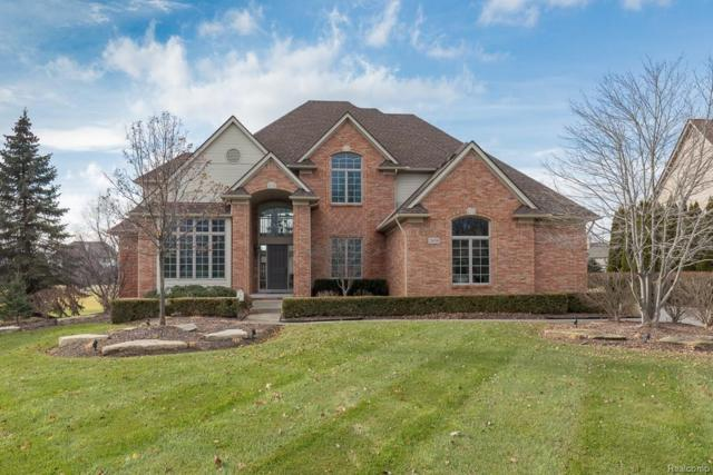 2658 Pebble Beach Drive, Oakland Twp, MI 48363 (MLS #218007951) :: The Toth Team