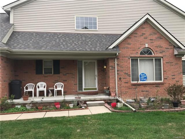 3722 Knightbridge Circle, Sterling Heights, MI 48314 (#218008385) :: RE/MAX Classic