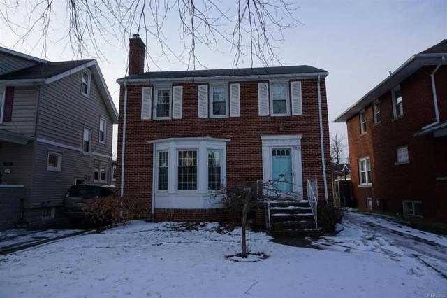 461 Borgess Avenue, Monroe, MI 48162 (#543254176) :: RE/MAX Classic