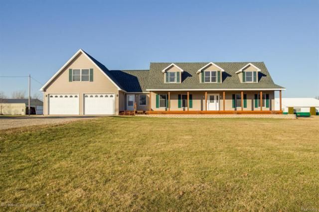 9517 Columbia Highway, Eaton Rapids Twp, MI 48827 (MLS #630000223135) :: The Toth Team