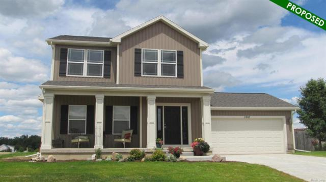 6695 Thunder Lane, Watertown Twp, MI 48837 (#630000223143) :: Duneske Real Estate Advisors