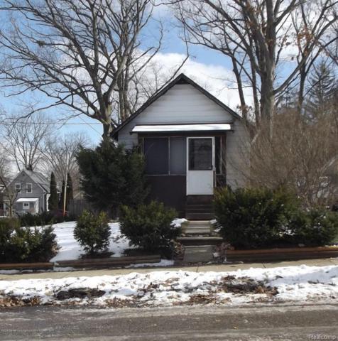1101 Dakin Street, Lansing, MI 48912 (#630000223153) :: Duneske Real Estate Advisors
