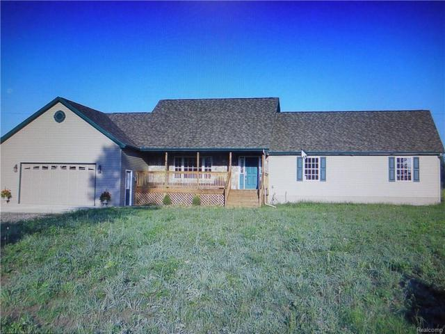 00 N Summers Road, Attica Twp, MI 48444 (#218008691) :: The Buckley Jolley Real Estate Team