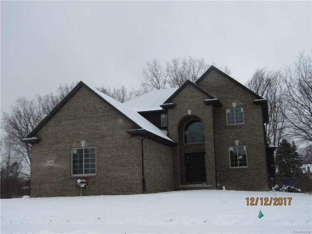 12298 Jode Pointe Drive, Sterling Heights, MI 48312 (#218008701) :: RE/MAX Classic