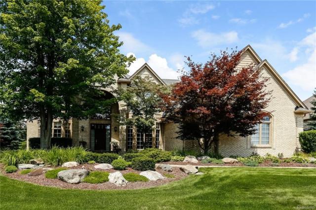 1424 Pebble Ridge Drive, Rochester, MI 48307 (#218008760) :: Duneske Real Estate Advisors