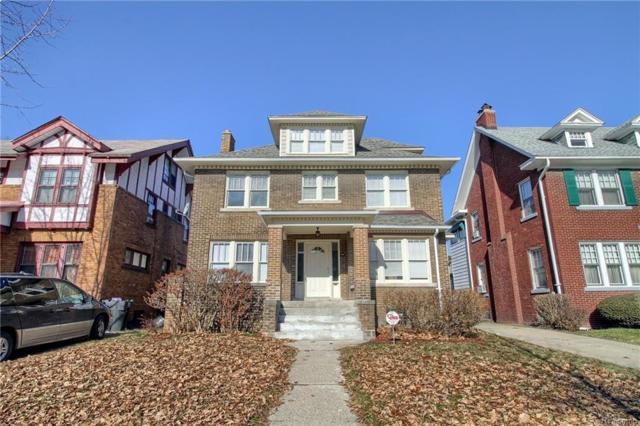 1520 Longfellow Street, Detroit, MI 48206 (#218008962) :: Metro Detroit Realty Team | eXp Realty LLC