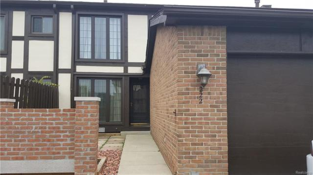 222 Country Club Drive, Saint Clair Shores, MI 48082 (#218008978) :: RE/MAX Classic