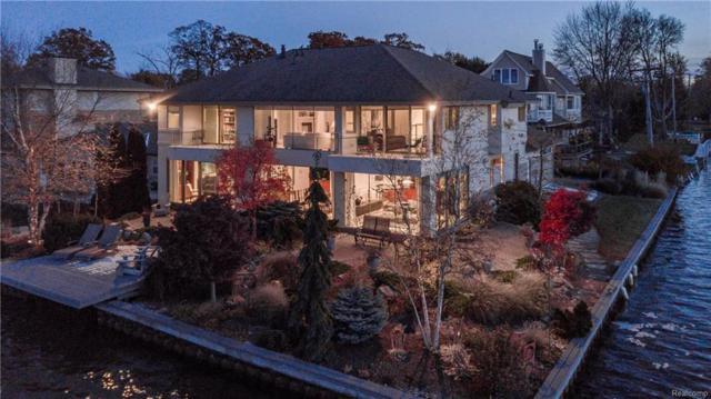 2714 Island Court, Sylvan Lake, MI 48320 (#218009248) :: The Buckley Jolley Real Estate Team