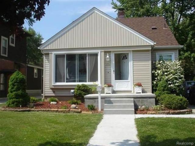 724 Princeton Road, Berkley, MI 48072 (#218009350) :: RE/MAX Classic