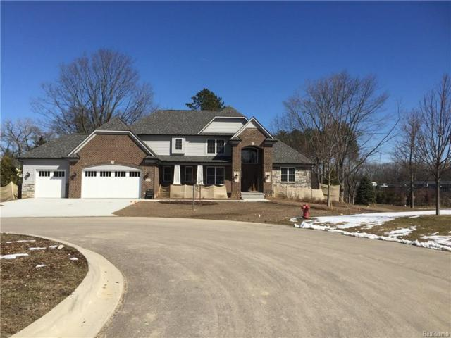 32810 Crimson Crossing Court, Beverly Hills Vlg, MI 48025 (#218009403) :: Simon Thomas Homes