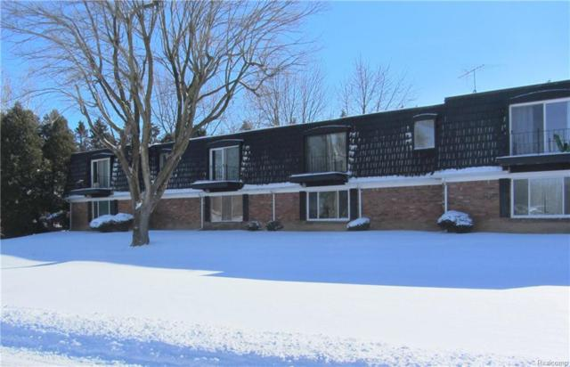 1814 Colonial Village Way #1, Waterford Twp, MI 48328 (#218009421) :: RE/MAX Classic