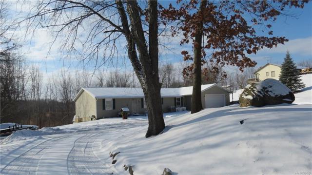 5003 Mason Road, Marion Twp, MI 48843 (#218009671) :: The Buckley Jolley Real Estate Team